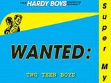 The Hardy Boys Undercover Brothers Super Mystery