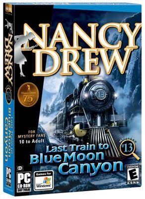 Last Train to Blue Moon Canyon box