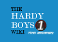 First anniversary logo.png