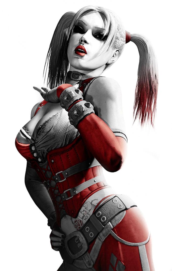 Harley Quinn (Arkham City) | Harley Quinn Wiki | FANDOM ...