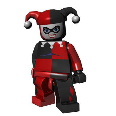 Harley Quinn LEGO