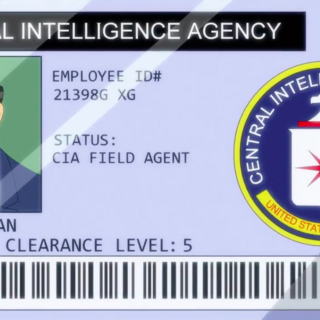 Sy working for the CIA