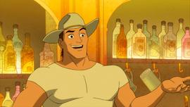 Southern bartender