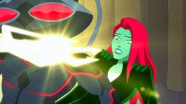 Ivy nearly killed