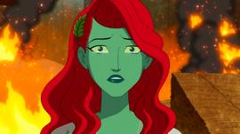 Ivy cries