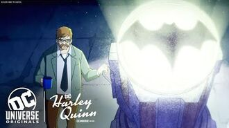 Get to Know Commissioner Gordon Harley Quinn DC Universe