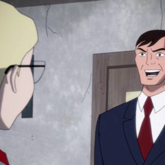 Harvey Dent before becoming <a href=