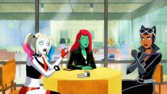 Harley Quinn 2x03 - Harley and Ivy Meet Catwoman