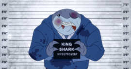 King Shark jailed