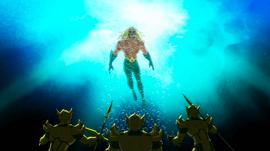 Clayface as Aquaman