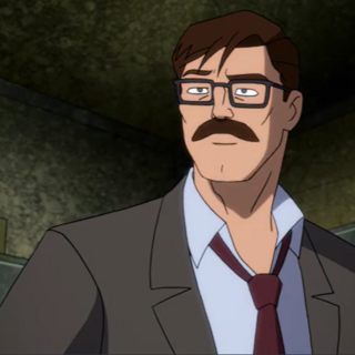 Commissioner Gordon in the past