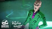 Harley Quinn Featuring the Riddler A DC Universe Original Now Streaming