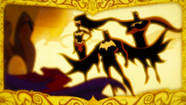 Justice League vs. Queen of Fables