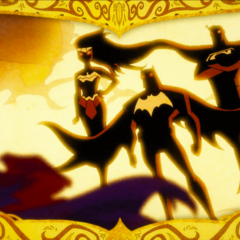 The Justice League vs Queen of Fables