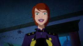 Batgirl revealed identity