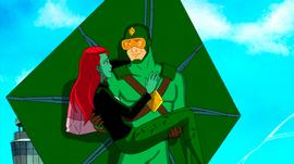 Ivy chooses Kite Man