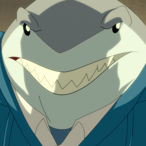 King Shark introduced