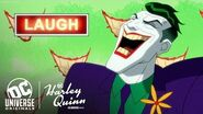 Harley Quinn Featuring The Joker Watch on DC Universe TV-MA