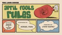 April Fools Rules original colors