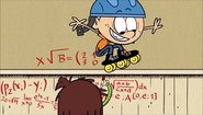 S1E05A No solving for X on the walls