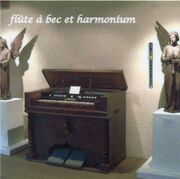 Flûte à bec et harmonium Duo Ruello-Boissy