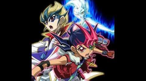 Yu-Gi-Oh! ZEXAL Opening 3 Soul Drive Full (Lyrics)