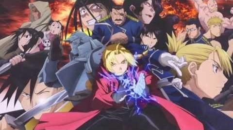 Fullmetal Alchemist Brotherhood Ending 2 Let It Out Full