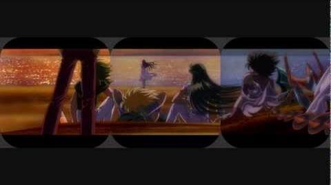 Kimi To Onaji Aozora 2007 Version (Saint Seiya Hades Ending Sanctuary) - Yumi Matsuzawa
