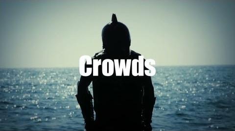 WHITE ASH Crowds【Music Video Short Ver】