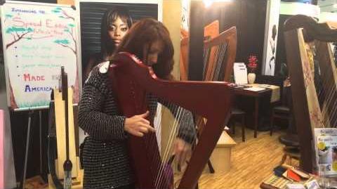 Grand Harpsicle® Harp VeeRonna = OMG
