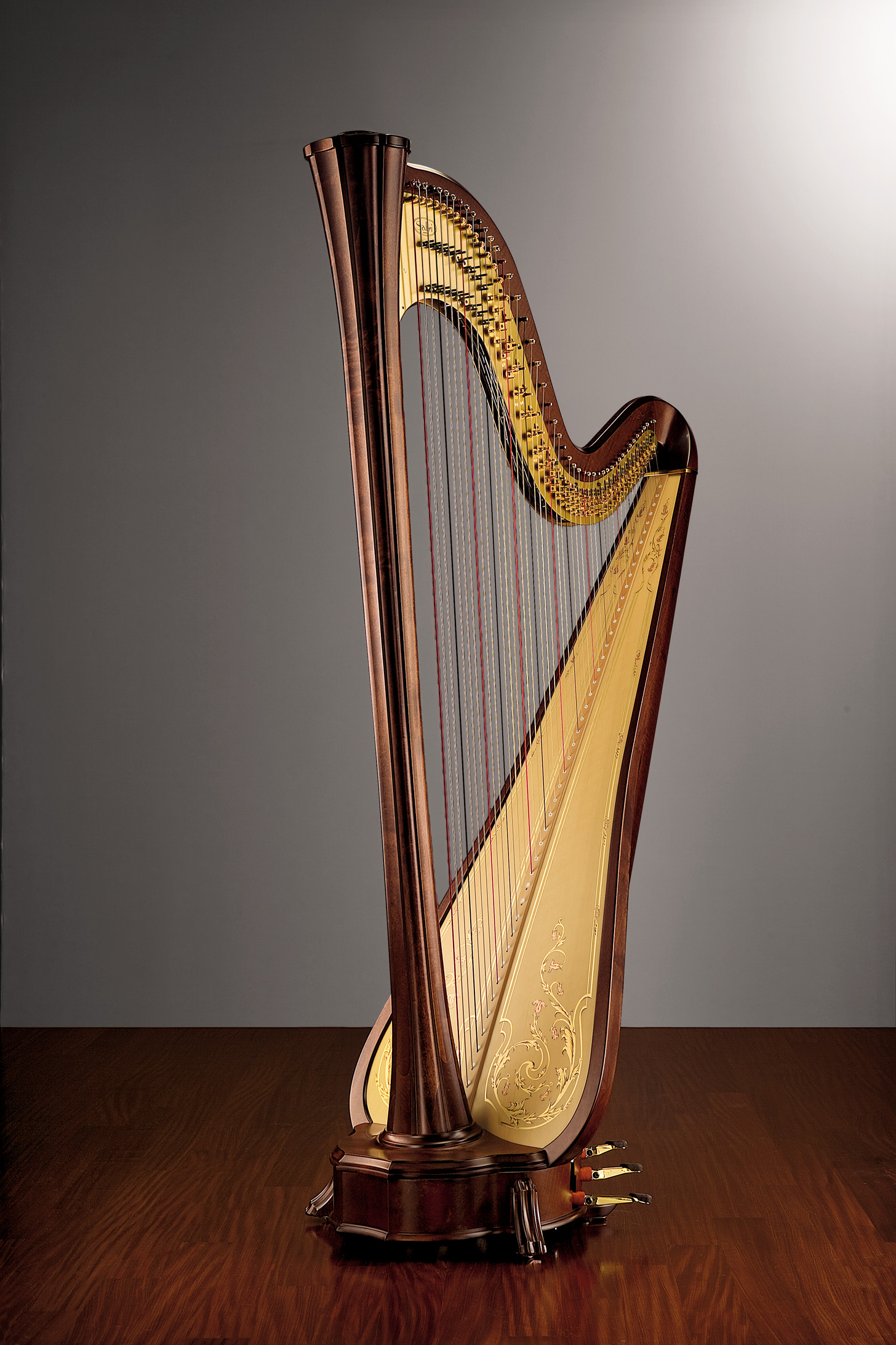 Uncategorized Picture Of A Harp aurora by salvi harps harp wikia fandom powered aurora