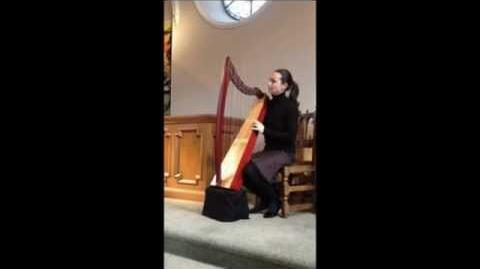 Pachelbel´s Canon in D on celtic harp