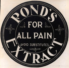 Pond's Extract For All Pain