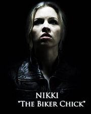 Nikki bolton