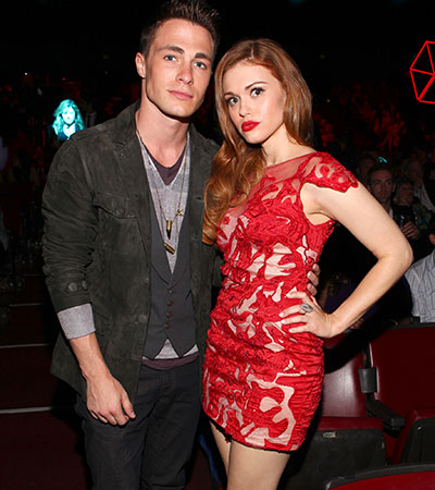 Did holland and colton dating