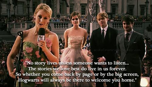 Hogwartswelcome