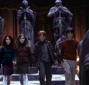 Hermione granger ron weasley harry potter willa granger
