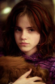 Willa holding her cat