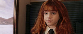 Elladora meets Draco for the first time