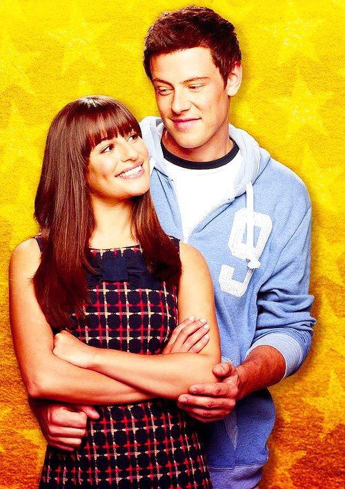 Glee rachel and finn hookup in real life