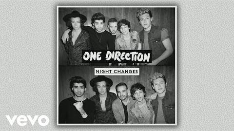 One Direction - Night Changes (Audio)