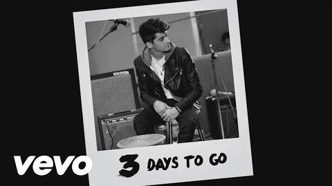 One Direction - Little Things - 3 Days To Go