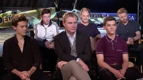 FULL 'Dunkirk' Livestream Interview