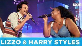 Lizzo ft. Harry Styles - Juice LIVE @ The Fillmore Miami Beach SiriusXM