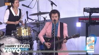 Harry Styles - Watermelon Sugar (Live on the Today Show)