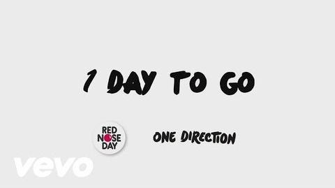 One Direction - One Way Or Another (Teenage Kicks) - 1 Day To Go