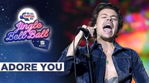 Harry Styles - Adore You (Live at Capital's Jingle Bell Ball 2019) Capital