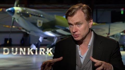 DUNKIRK interviews - Christopher Nolan, Harry Styles, Fionn Whitehead, Rylance, Lowden, Keoghan