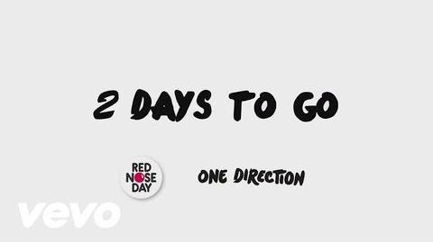 One Direction - One Way Or Another (Teenage Kicks) - 2 Days To Go