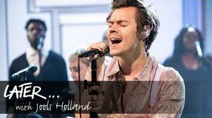 Harry Styles - Lights Up (Later..